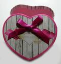 """Упаковка """"Сердце"""", розовый"""