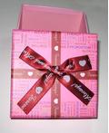 """Упаковка """"С любовью"""", розовый"""