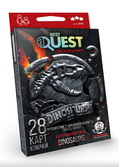 BEST QUEST Настольная игра Dinosaurs - мини BQ-01-04