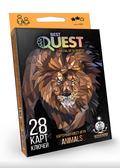 BEST QUEST Настольная игра Animals - мини BQ-01-02