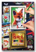 Раскраски для детей 3 лет карандашами - набор PBN-01-01