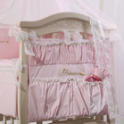 Карманы на кроватку