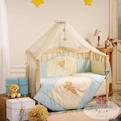 Детский комплект TINY LOVE голубой 1