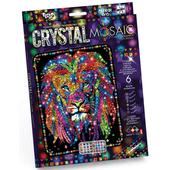 Набор для рукоделия ЛЕВ из цветных кристаллов