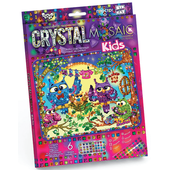 Набор СОВЯТА серии CRYSTAL MOSAIC KIDS