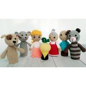 Кукольный пальчиковый театр РЕПКА купить