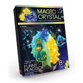 Набор растущие кристаллы ПАВЛИН