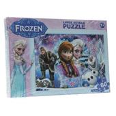 Пазл Frozen (Ледяное Сердце) 60 элементов крупные детали