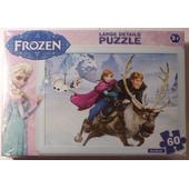 Пазл Frozen (Ледяное Сердце) 60 элементов max