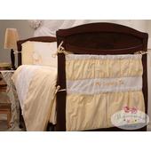 Детский постельный комплект DARLING желтый в кроватку купить Киев
