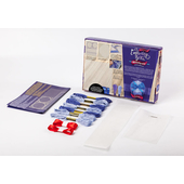 Embroidery Box Шкатулка своими руками EMB-01-02 купить набор для творчества