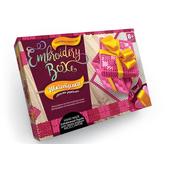 Embroidery Box Шкатулка своими руками EMB-01-07