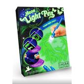 Neon Light Pen планшет для рисования ультрафиолетом