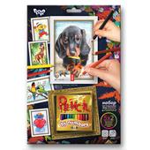 Картинки раскраски для малышей PBN-01-02 набор