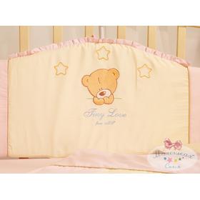 Детский комплект TINY LOVE розовый 4