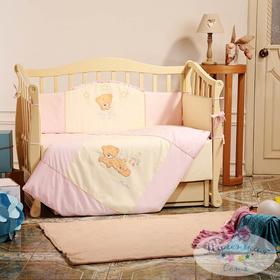Детский комплект TINY LOVE розовый 5