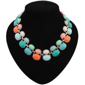 Ожерелье РЕТРО для однотонного платья