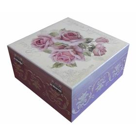 ROMANTIC GARDEN шкатулка для украшений и косметики купить