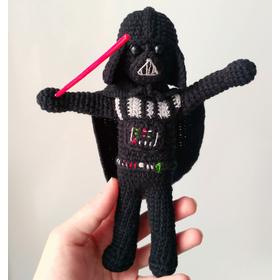 Мягкая игрушка для мальчика Дарт Вейдер