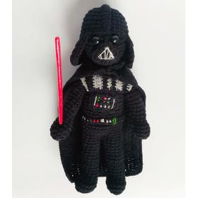 Мягкая игрушка Дарт Вейдер для мальчика