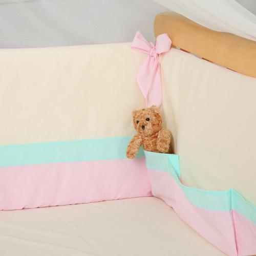Постельный комплект Funny Bunny розовый 6