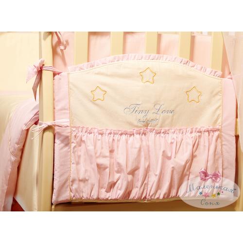 Карман TINY LOVE розовый
