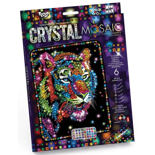 ТИГР набор из цветных кристаллов