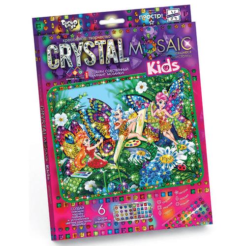 Набор ФЕИ серии CRYSTAL MOSAIC KIDS
