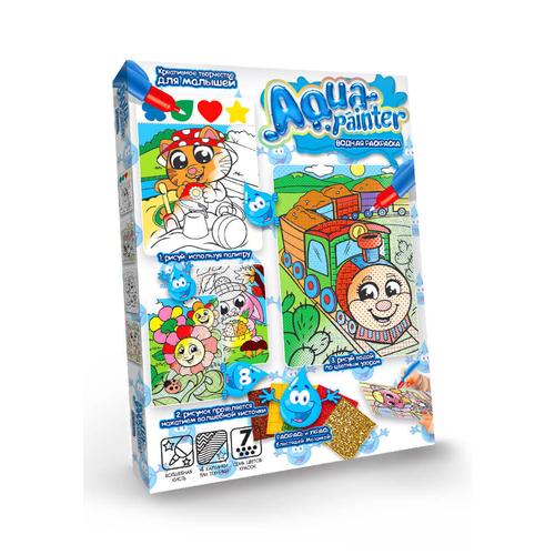 Водная раскраска для малышей Aqua Painter AQP-01-03