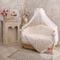 Детский комплект в кроватку Baby Chic жемчужный