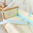 Постельный комплект Funny Bunny голубой 4