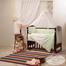 Детский постельный комплект DARLING зеленый
