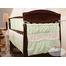 Детский постельный комплект DARLING зеленый в кроватку купить Киев