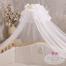 Детский постельный комплект в кроватку Baby Chic жемчужный