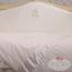 Детский комплект в кроватку Baby Chic жемчужный для новорожденных